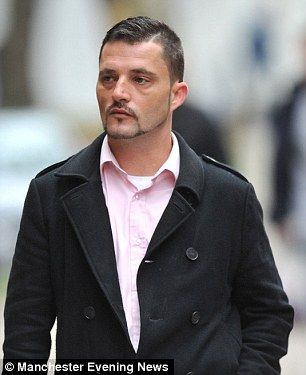 Michael Burke (pictured), who is five years older than his sister, was found guilty of eight counts of rape and another serious sexual offence against three different women