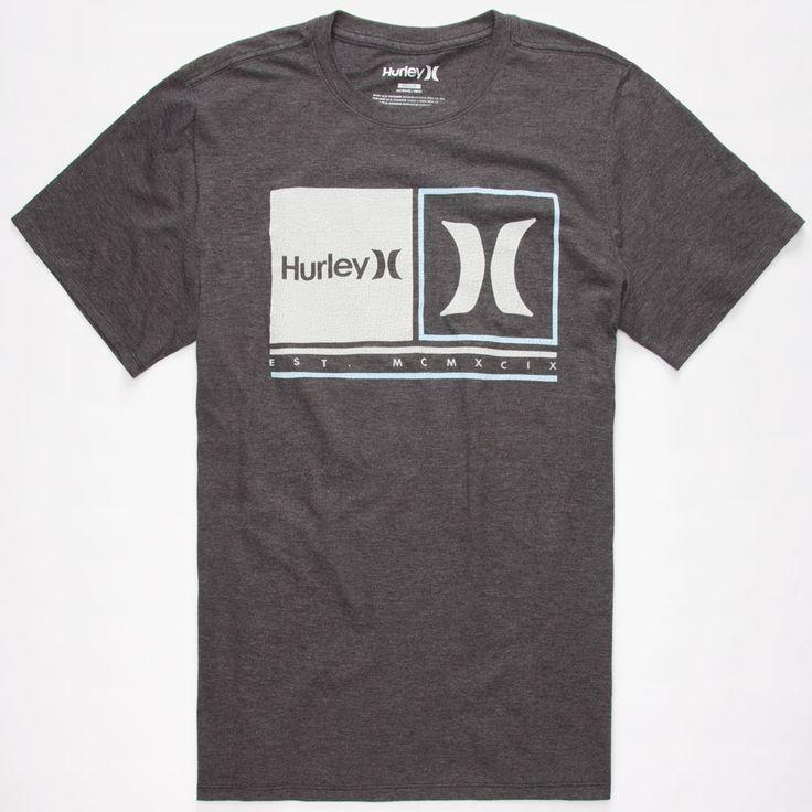 Hurley mens t shirt