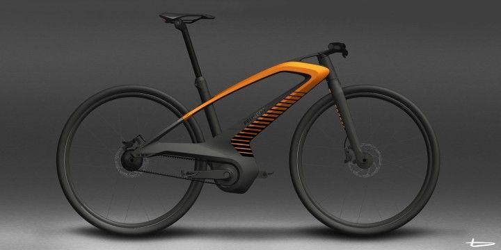 Peugeot Concept Bike eDL132 - Car Body Design
