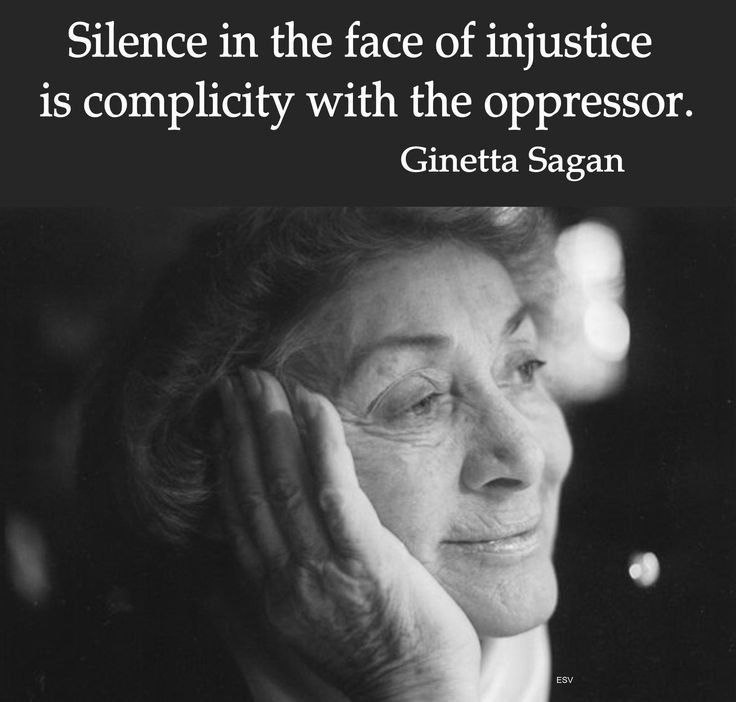Current Injustice of human rights?