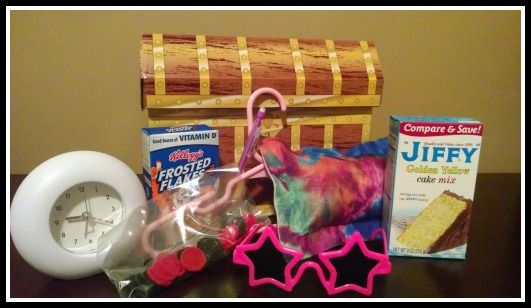 A Treasure Chest of Test Taking Tips: Easy to make!- Savvy School Counselor