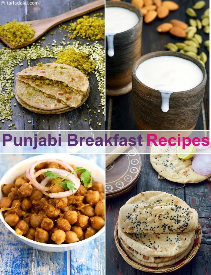 Punjabi Breakfast Recipes Veg Punjabi Breakfast Breakfast Recipes Indian Breakfast Recipes Recipes