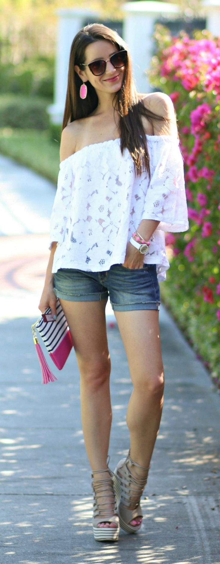 150+ Pretty Casual Shorts Summer Outfit Combinations