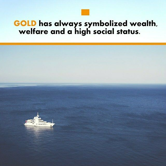 #Gold is power and strength. #GlobalIntergold bit.ly/goldenwealth