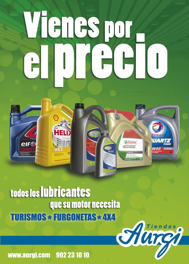 Aceites de coche en Aurgi. Más info en http://www.aurgi.com/index.php/productos-y-servicios/28-productos-y-servicios/5-aceites