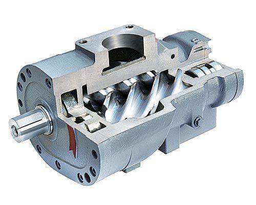 rotary air compressor, screw air compressor