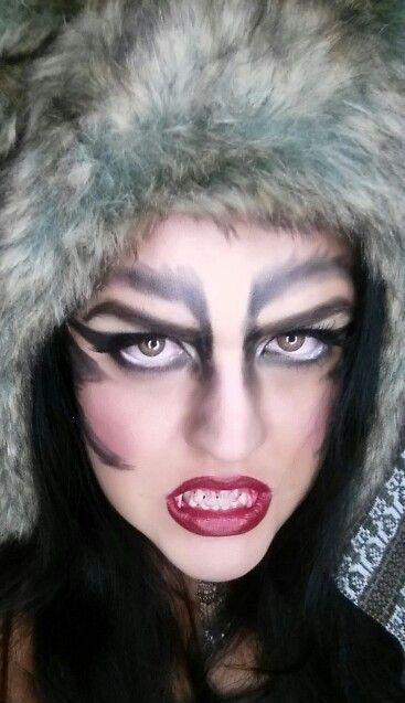 38 best halloween makeup images on Pinterest | Halloween makeup ...