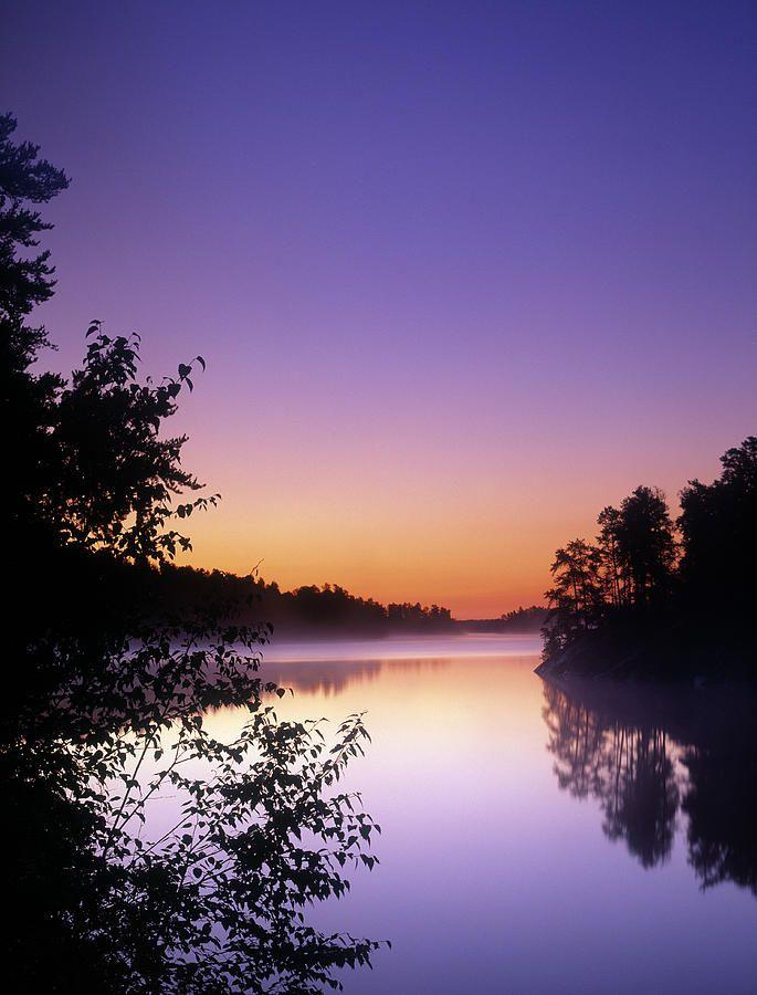 ✮ Dogtooth Lake, Rushing River Provincial Park, Ontario, Canada