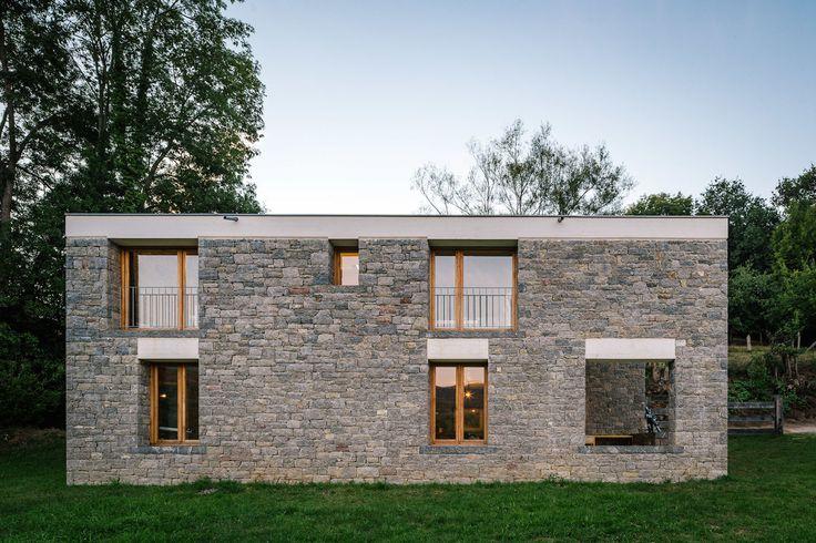 PYO Arquitectos, Miguel de Guzmán · Casa Tmolo · Divisare