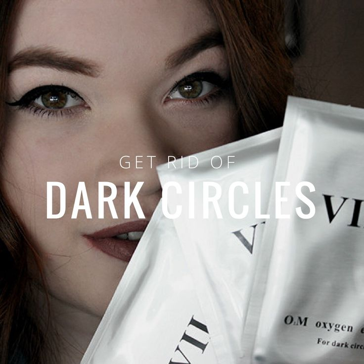 Learn how I got rid of my dark circles // Beauty by Catherine