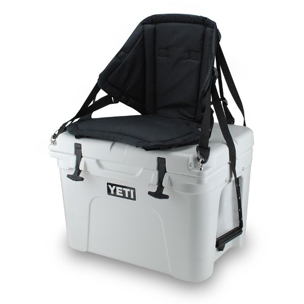 You take your cooler everywhere! You use it as a portable refrigerator, a step ladder, a gear storage unit, a tackle box, and even a seat. The new YakGear Cooler Seat and Rigging Kit allows you to…