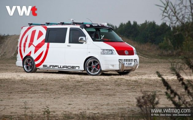 LWB T30 T5 Transporter - VWt Magazine