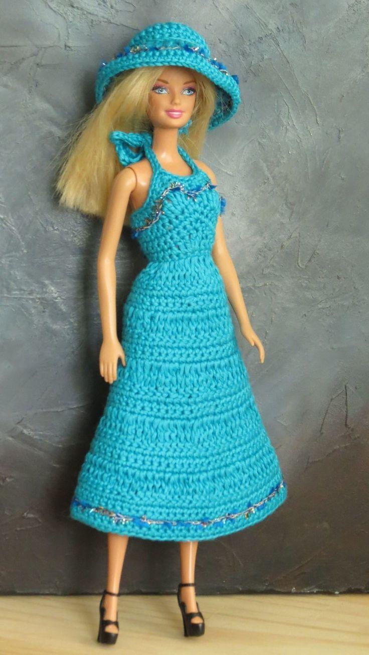 547 best Barbie images on Pinterest | Modepuppen, Puppenkleidung ...