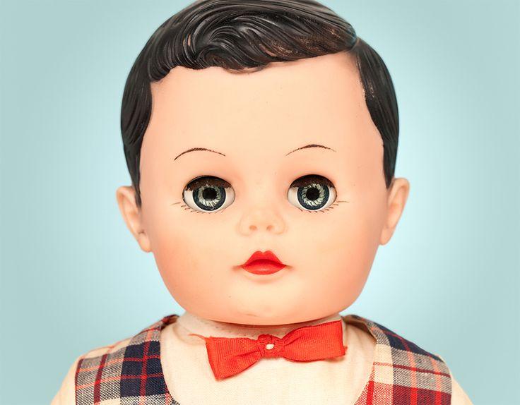 Fausta Facciponte's Doll Series... Ansia?