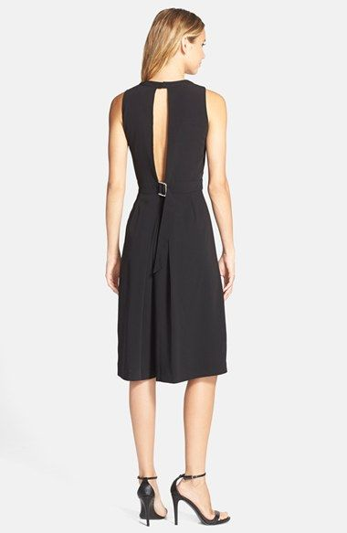 Adelyn Rae Pleated Culotte Jumpsuit | Nordstrom