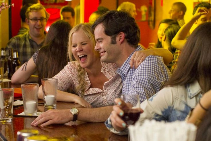 Amy Schumer is Such a 'Trainwreck' in the First Trailer for Her New Movie
