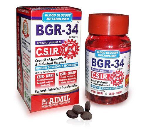 #BGR34 an #Ayurvedic medicine for the treatment of #Type2Diabetes. #BGR34News #DiabetesMedicine