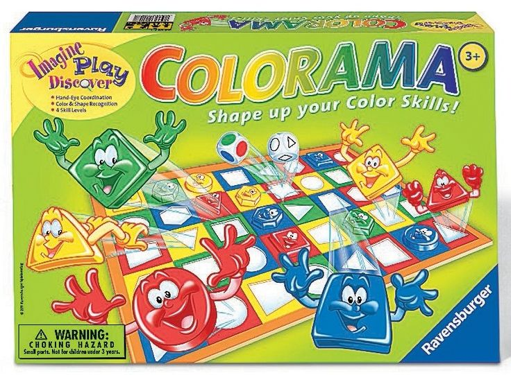 Ravensburger - Game Colorama  A game to help with colour recognition for my 2 boys. #pintowin #entropywishlist