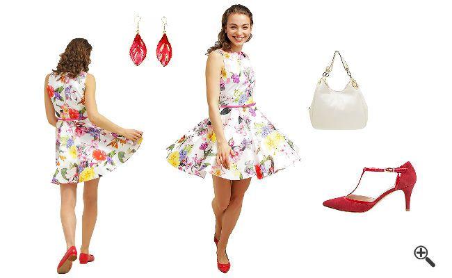Schöne bunte Kleider für eine Hochzeit + 3Schicke Outfits http://www.fancybeast.de/schoene-bunte-kleider-hochzeit/ #Kleider #Cocktailkleider #Hochzeit #Dress #Outfit #bunt Schöne bunte Kleider Hochzeit Schicke Outfits