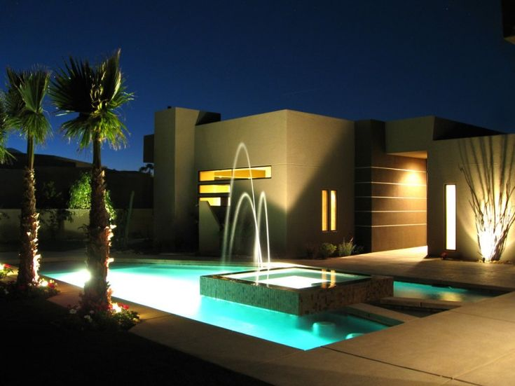 modern lighting design houses. modern contemporary design garden lights best house architecture ideas with small swimming pool lighting houses