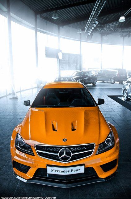 - 2013 Mercedes C63 AMG Black Series GTS