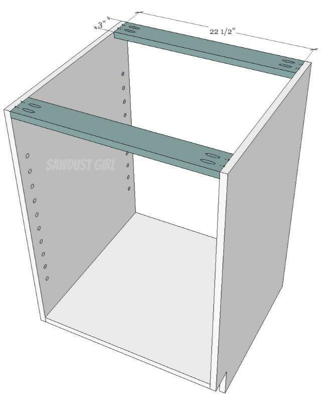 25 best pocket hole ideas on pinterest kreg pocket hole for Building kitchen cabinets with kreg jig