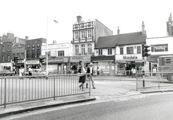 Back in the day Peckham High street