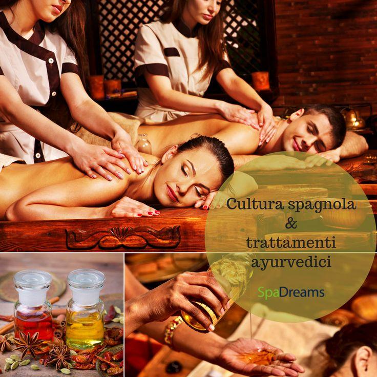 Volete purificare il vostro corpo e ritrovare l'equilibrio della mente?   Venite in #Spagna e godetevi l'effetto benefico del clima mediterraneo, con la cucina ayurvedica e la meditazione!        #ayurveda