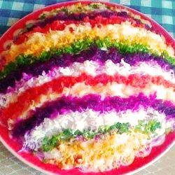Этот салат достоен оваций:  нахваливают часами