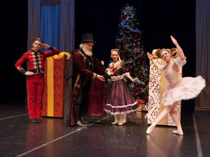 Evergreen City Ballet: The Nutcracker Seattle, WA #Kids #Events