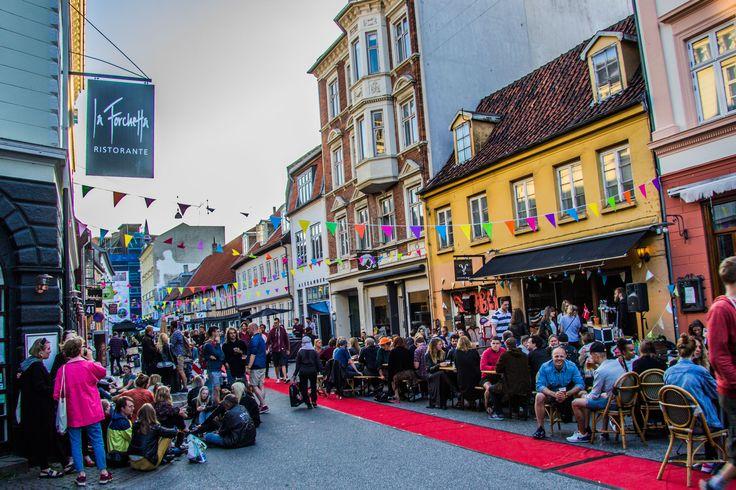 Festival in Aarhus, foto Henrik Bentsen