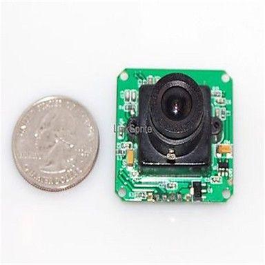 LinkSprite JPEG Color Camera TTL Interface - SEN