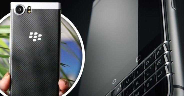 La empresa TLC apuesta por la nostalgia del teclado físico y en su alianza con BlackBerry lanzará para este año el nuevo celular Mercury, con sistema Android.