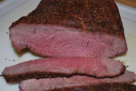 Awesome Tri-Tip cooked on the Pit Barrel Cooker!