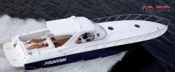 New 2013 - Fountain Boats - 48 Express Cruiser