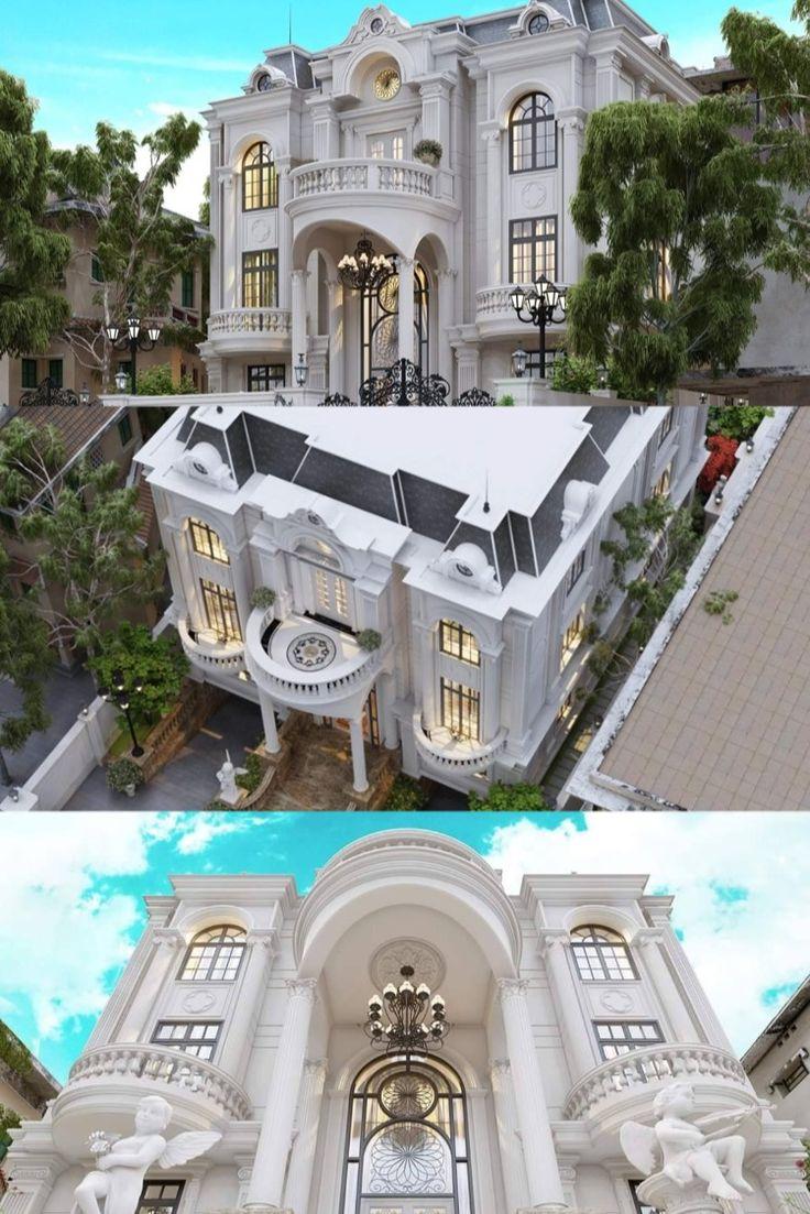 Villa Sketchup Exteior Scene , 3d free , sketchup models