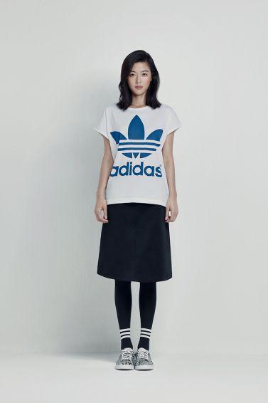 adidas Originals by HYKE 2015 春夏系列