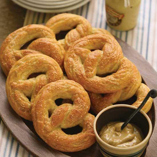 German Soft Pretzel Recipe - Food - GRIT