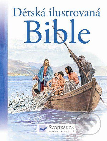 Bible, Písmo svaté, to není knížka - je to spíše soubor knížek, je to malá knihovna. Knihy Starého zákona vznikly před Kristovým příchodem a knihy Nového zákona po jeho příchodu. Dětská ilustrovaná Bible, kterou držíte v ruce, je výběrem... (Kniha dostupná na Martinus.cz se slevou, běžná cena 199,00 Kč)