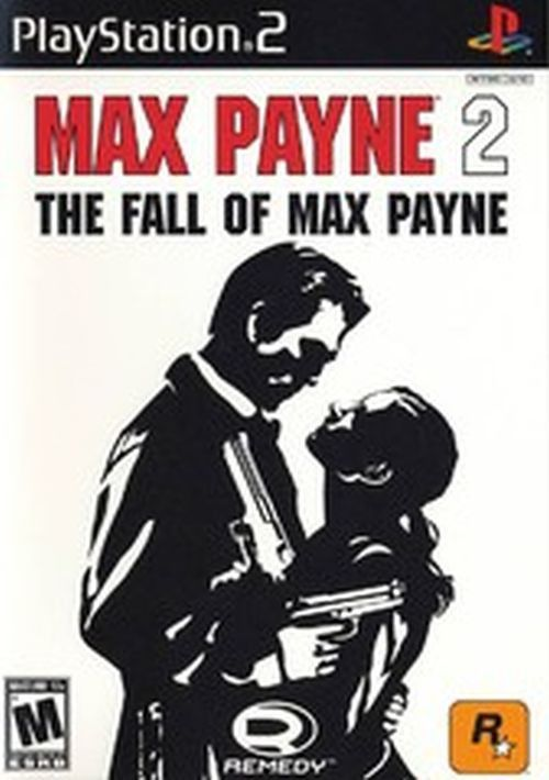 Max Payne 2: The Fall of Max Payne (Sony PlayStation 2, 2003) Complete