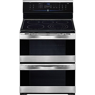 kenmore ultra bake self cleaning oven manual