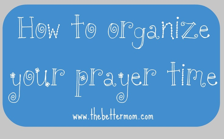 How to have and organize your prayer time as a mom and free beautiful printable prayer cards!