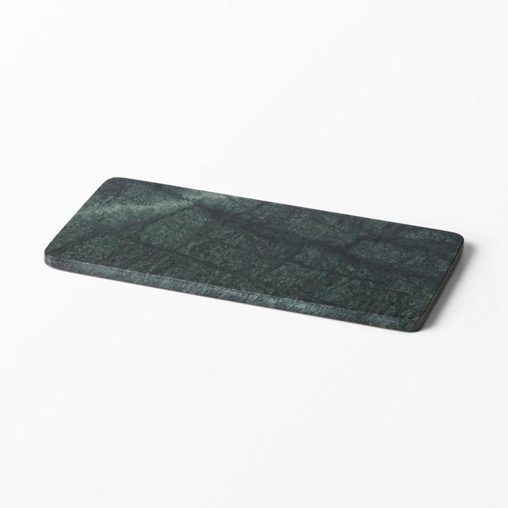 Marmor grön strl 15&20 cm - Åhléns
