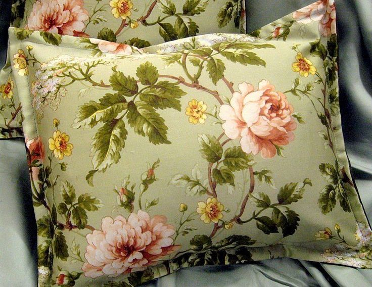 Lauren By Ralph Lauren Yorkshire Rose Standard Sham Floral