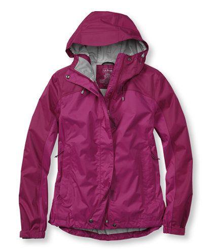 Trail Model Rain Jacket: Rain Jackets | Free Shipping at L.L.Bean $79 hiking