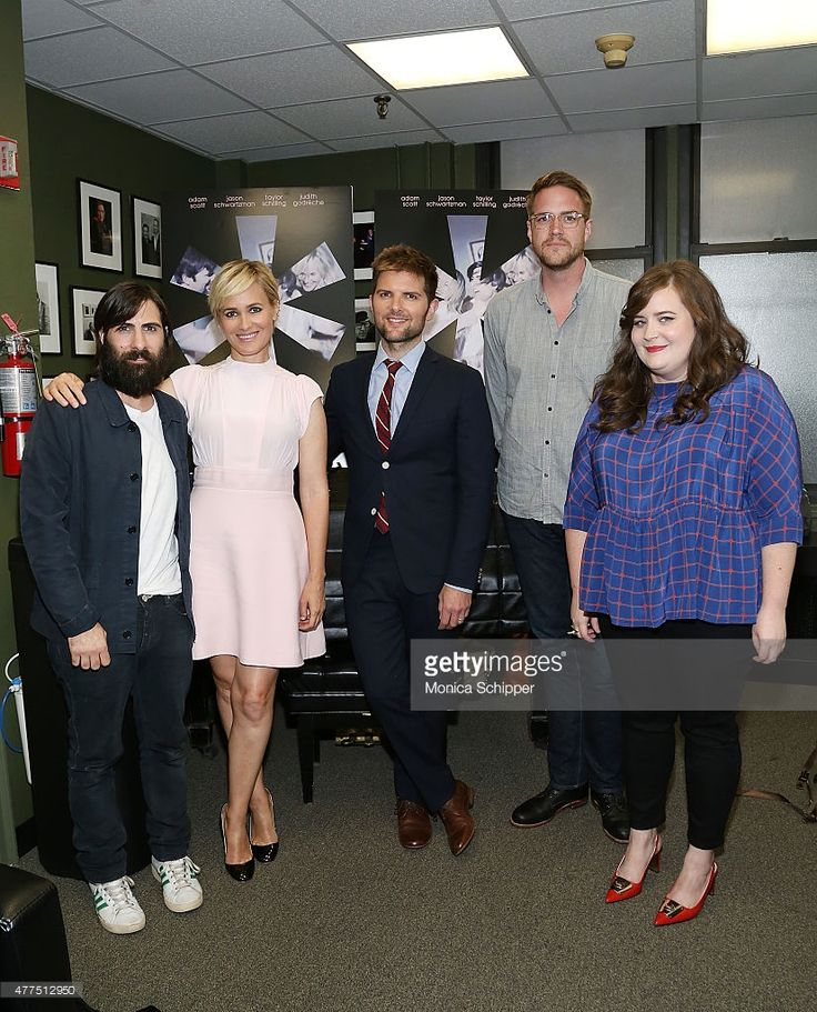 Photo d'actualité : Actors Jason Schwartzman, Judith Godreche and...