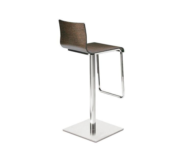 KUADRA 4408 - Bar stools from PEDRALI