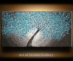 __________________________________________________________ Pintura al óleo abstracta textura original por Je Hlobik Título: Flores de mar ampliados TAMAÑO: 48 pulgadas, 24 pulgadas de alto, tela profunda de 1 pulgada MEDIO: Oleos y acrilicos mínimo LONA: 1 pulgada profunda galería envuelto lona. Los lados son estaño oscuro pintado y la pintura está listo para colgar. COLORES: Marfil, beige, beige medio, Aquas, cercetas, marrones, negros y blancos perlados mínimo y Aquas metálicos ACAB...