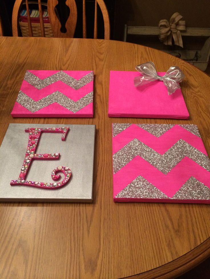 Glitter canvas that I make, but perhaps different color?
