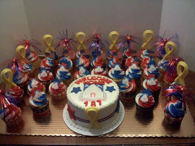 87 best images about cake ideas for my son 21st bday for Welcome home cake decorations